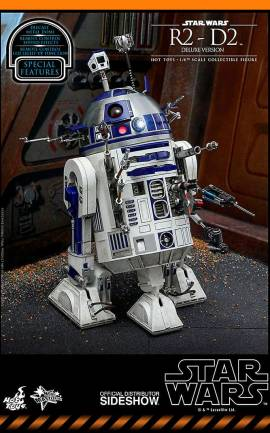 Figurine R2-D2 Deluxe Ver. Hot Toys