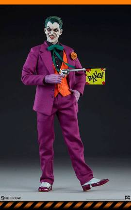 Figurine The Joker Sideshow