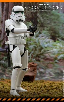 Figurine Stormtrooper Hot Toys