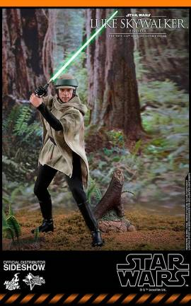 Figurine Luke Skywalker Endor Hot Toys