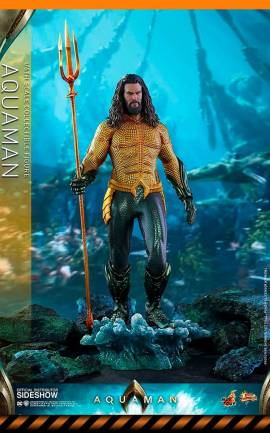 Figurine Aquaman 2 Hot Toys