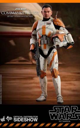 Figurine Commander Cody Hot Toys
